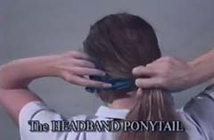 Pick Up Ponytail