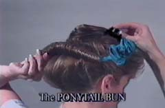 Unclip the Ponytail
