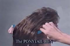 Let Ponytail Fall