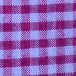 Cotton Strawberry Gingham Print
