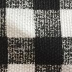 Cotton Fall Checked Print